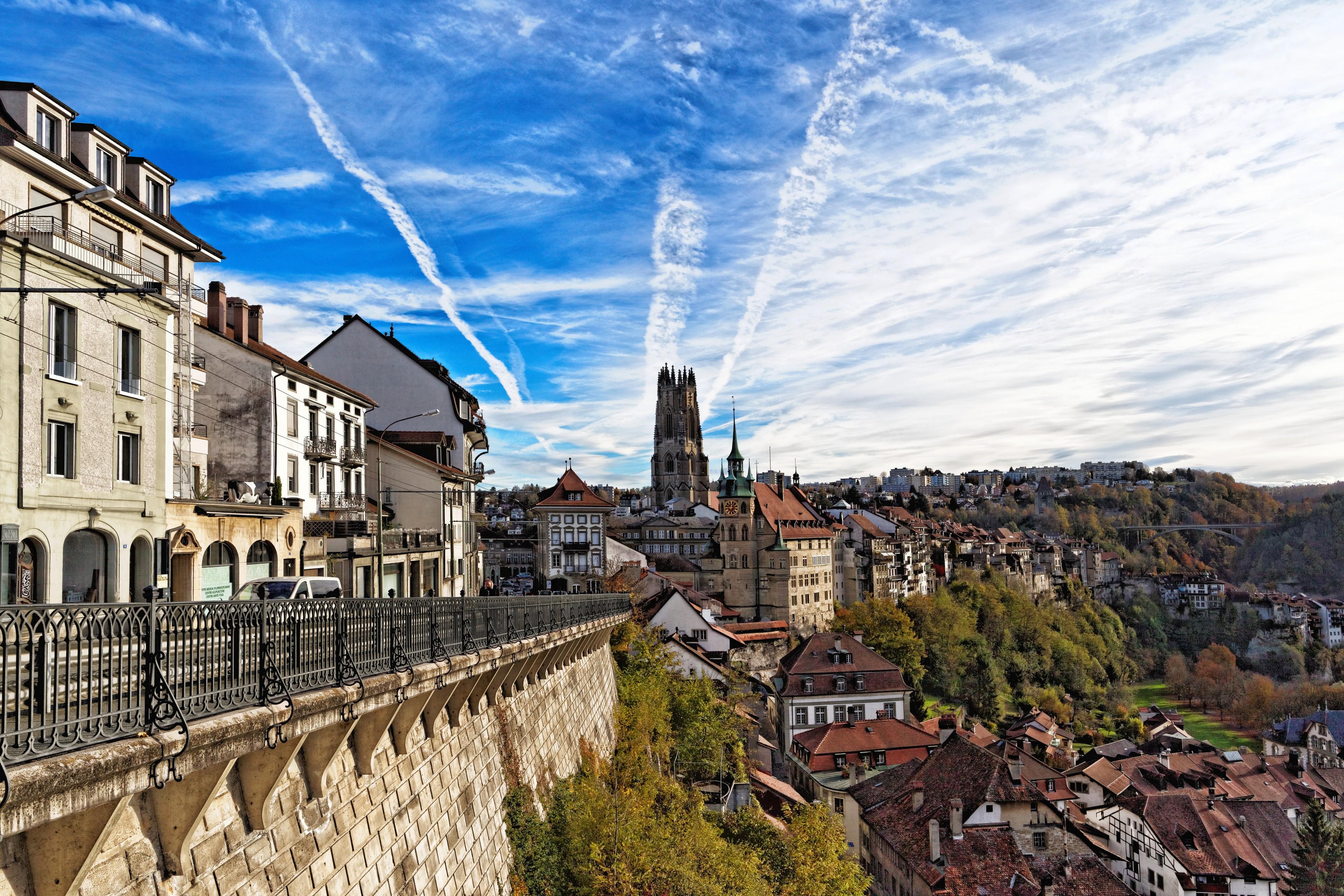 Agence Web Fribourg